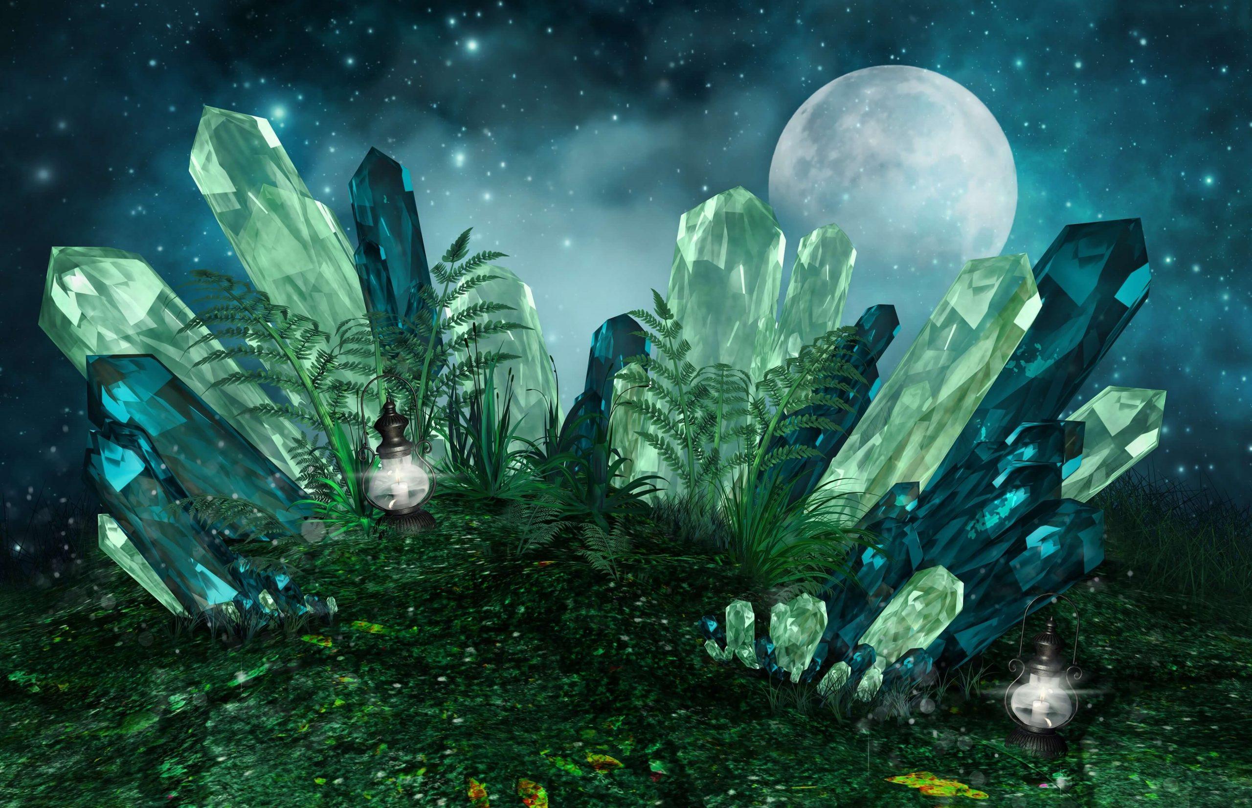 El Poder Sanador de los Cristales. Los Guardianes de la Tierra están Aquí.